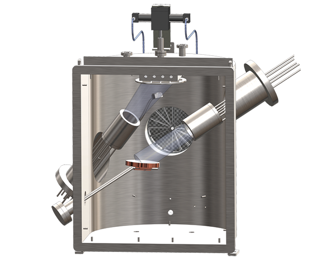 Ion Beam Deposition & Assisted Deposition System (IBAD Series)